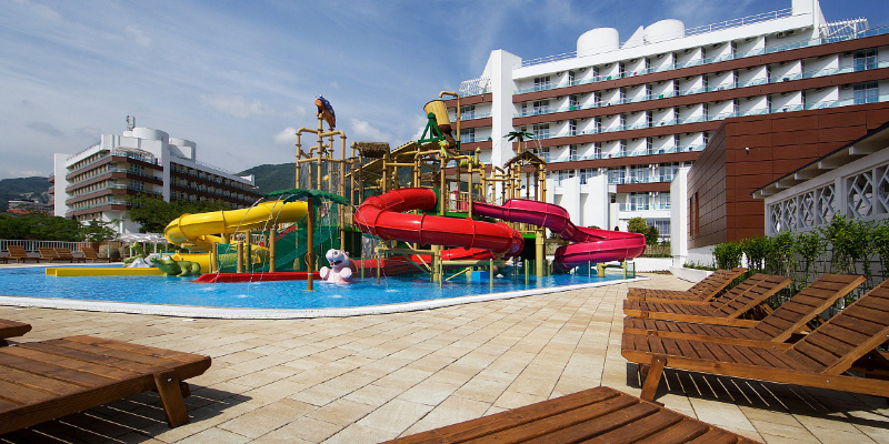 Фото Отеля Alean Family Resort & Spa Biarritz 4* Геленджик - 2