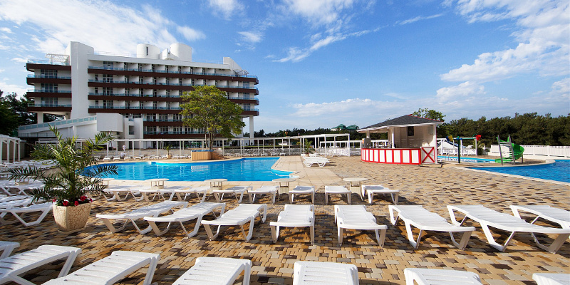 Фотографии Отеля Alean Family Resort & Spa Biarritz 4* Геленджик - 6