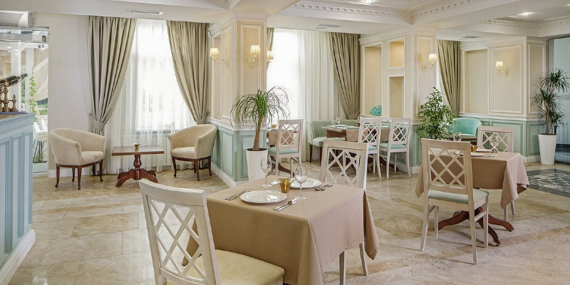 Фотографии Отеля Alean Family Resort & Spa Biarritz 4* Геленджик - 26