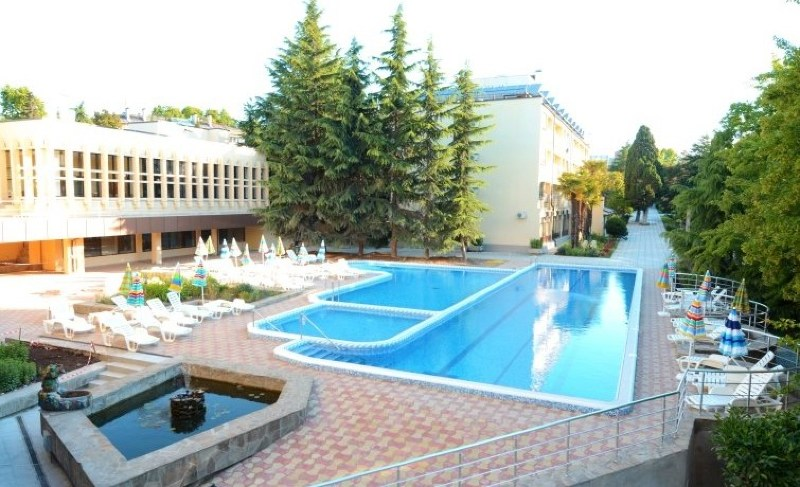 Отель Golden Resort в Алуште. Фотография - 6