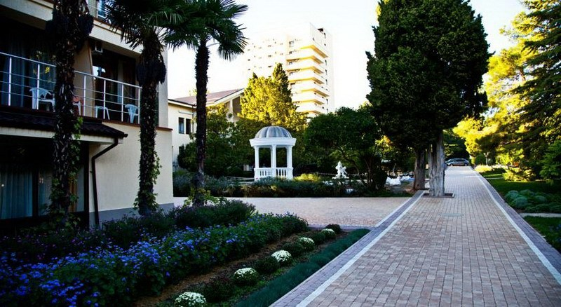 Отель Golden Resort в Алуште. Фотография - 3