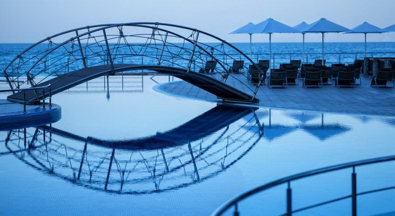 Отель Riviera Sunrise Resort & SPA в Алуште. Фотография - 34