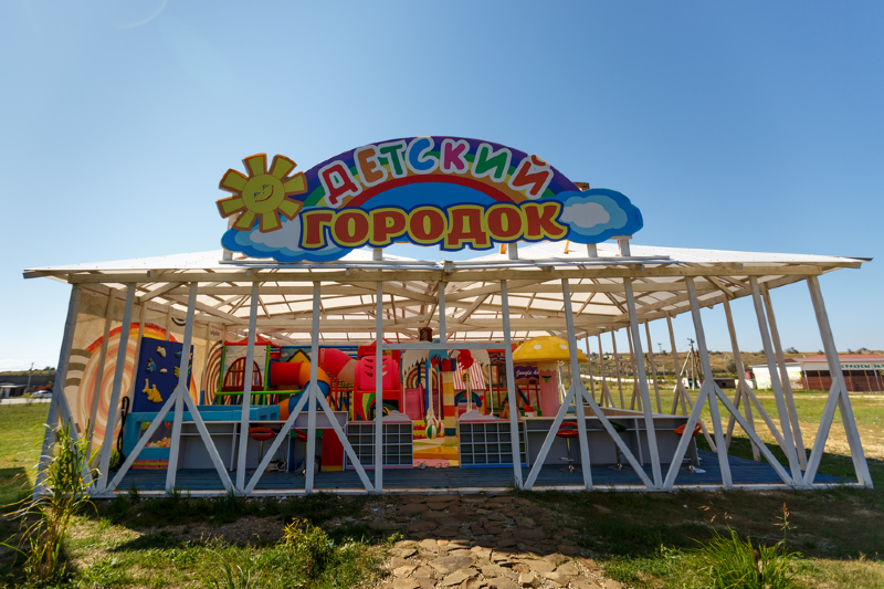 Отель Tizdar Family Resort & Spa в Темрюке. Фотография - 26